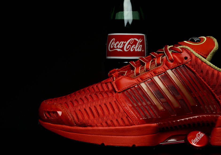 adidas climacool trainers coca cola