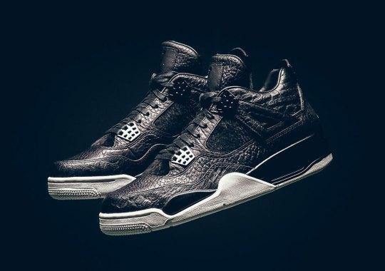 The $400 Air Jordan 4 Premium Will Release This Weekend