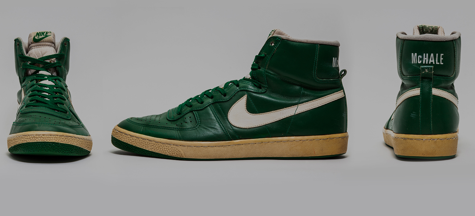 5d979bcb289f Vintage Nike Collectors. Four collectors share their love of ...