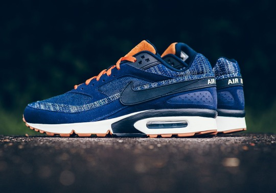 The Most Premium Nike Air Max BW Yet Just Released