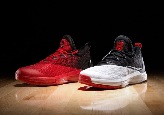Will James Harden Wear His New adidas CrazyLight Boost 2.5s For The Playoffs?