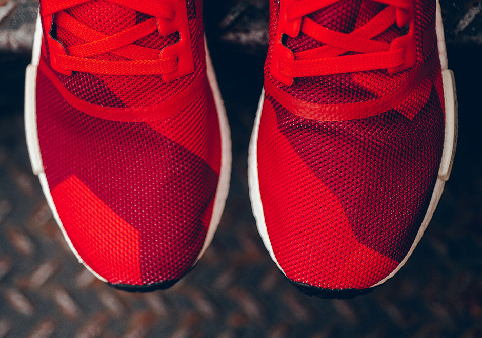 adidas NMD Red Camo 细节图 资讯 AJ23 Air Jordan Sneaker