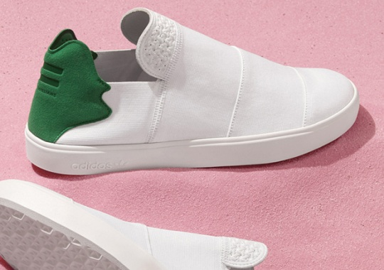 Pharrell Designs His Own adidas Sneaker Inspired By Beach Culture