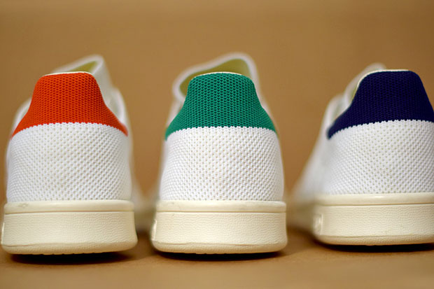 0fe12c8f85f Primeknit Returns To The adidas Stan Smith In OG Colors ...