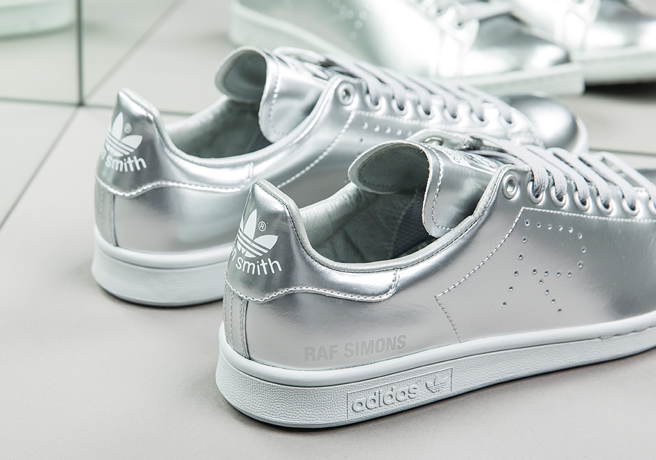 adidas stan smith with metal