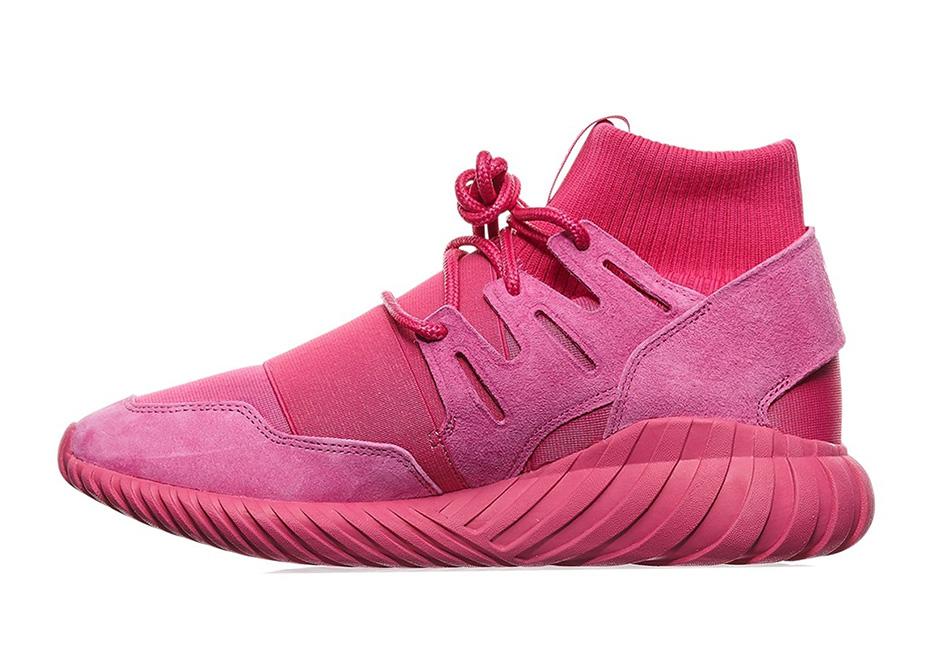 7f0538f5a80 adidas Tubular Doom Triple EQT Pink