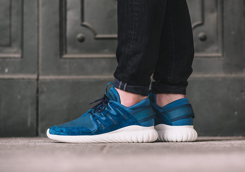Adidas Originals Tubular Blue