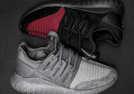 adidas Brings Out New Options Of The Tubular Radial