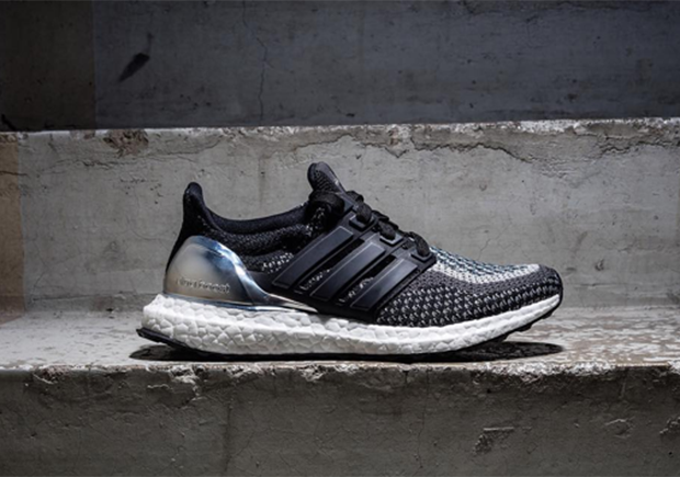 274605458 chic The adidas Ultra Boost Will Feature Gold And Silver Heels This Fall