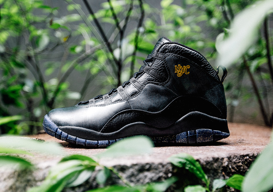 "00d6621e249f Air Jordan 10 ""NYC"" Release Date Changed Yet Again"