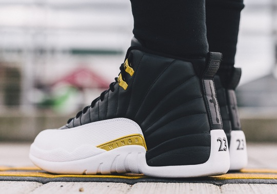 "The Air Jordan 12 ""Wings"" Release Benefits The Relaunched WINGS Initiative"