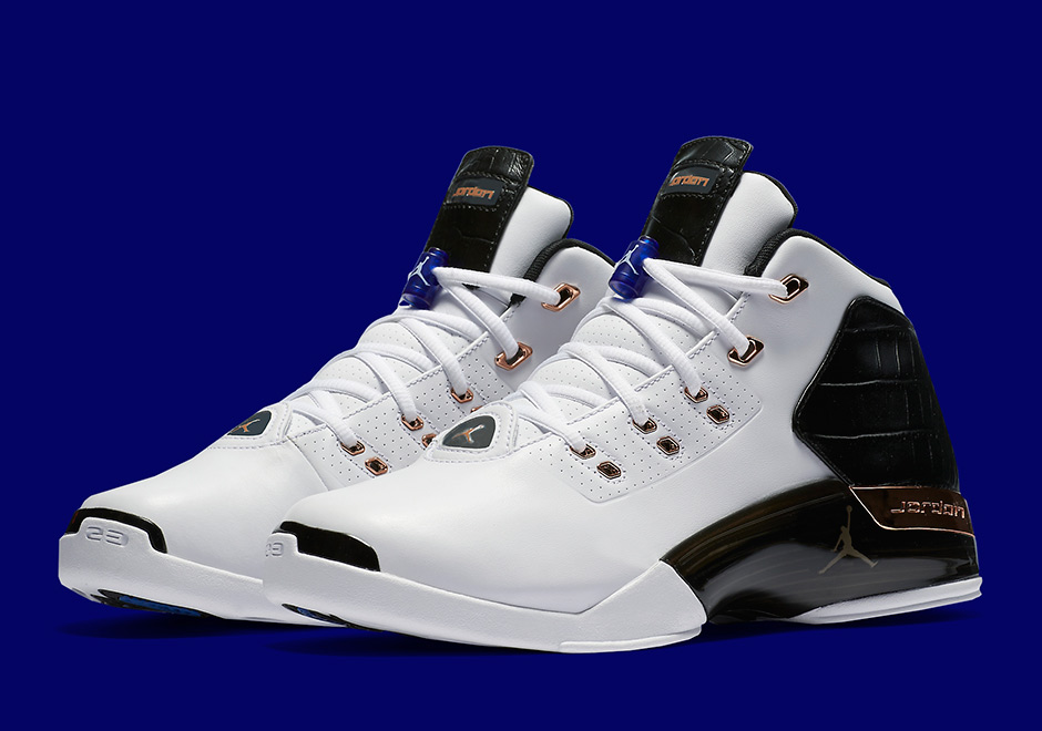 Official Images Of The Air Jordan 17+