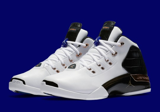 """Official Images Of The Air Jordan 17+ """"Copper"""""""