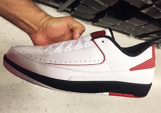 The Air Jordan 2 Low OG Releases In May