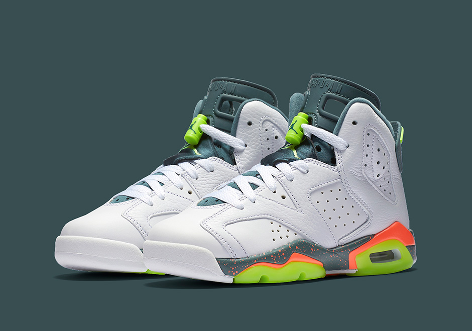 los angeles eb33f 14803 Air Jordan 6 GS