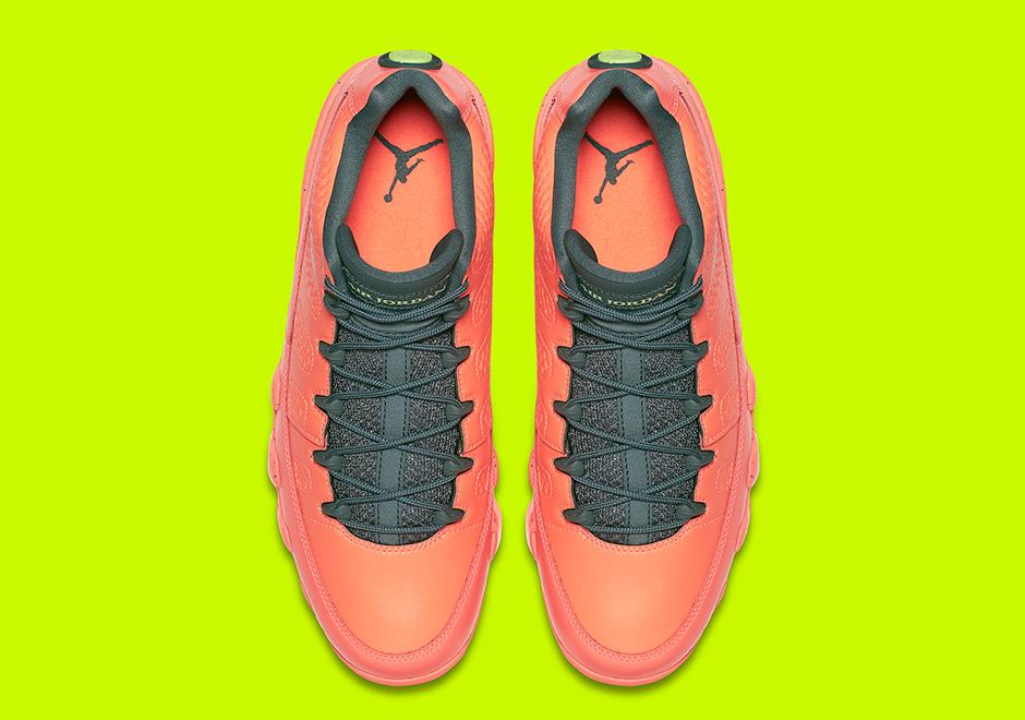 Air Jordan Retro 9 Mango tYtWcip