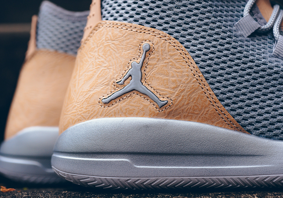 Vachetta Tan Leather Hits The Jordan Reveal Lifestyle Shoe - SneakerNews.com 964c272bd