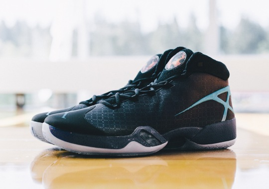 Michael Jordan's Charlotte Hornets Get Blessed With The Best Air Jordan XXX PEs For The Playoffs