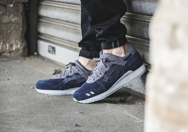 149ed17c39ad An ASICS GEL-Lyte III Made For Georgetown Fans - SneakerNews.com