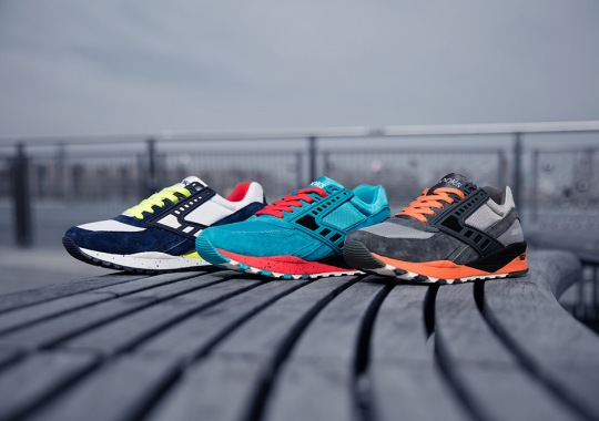 Brooks Heritage Unveils The City Collection With Two Timeless Sneakers