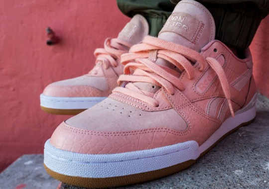 "The Burn Rubber x Reebok Phase 1 ""Detroit Playas"" Is Available Now"