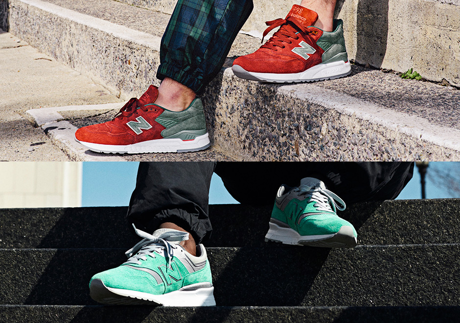 "purchase cheap 94857 45e21 Complete Release Info For The Concepts x New Balance ""City Rivalry"" Pack"