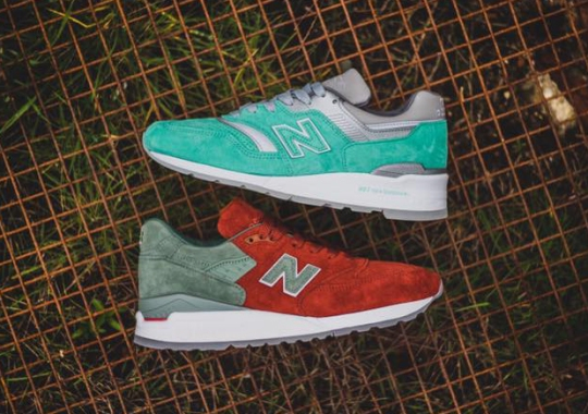 "The Concepts x New Balance ""Rivalry"" Pack Goes Global"