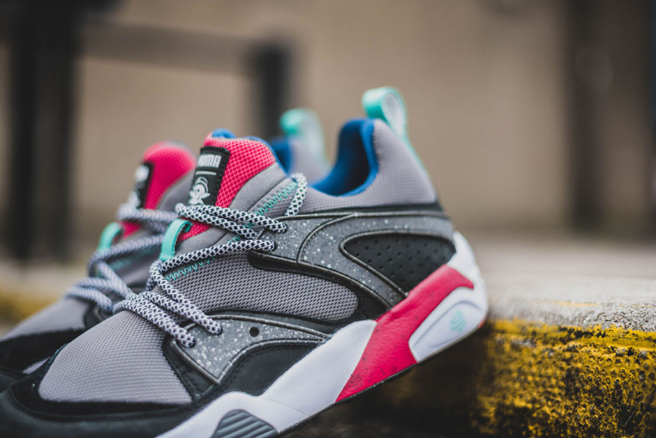 Crossover Puma Blaze of Glory Roses Release Date