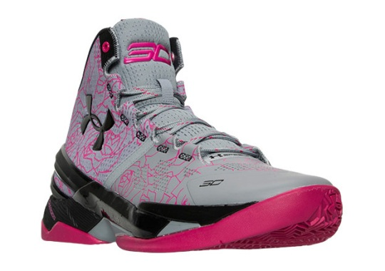 Steph Curry Celebrates Mothers Day With Upcoming Curry 2 Release
