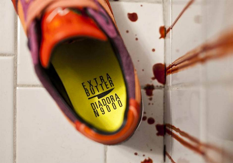 Extra Butter Releases Horror Flick Themed Trailer For Upcoming Diadora Collaboration
