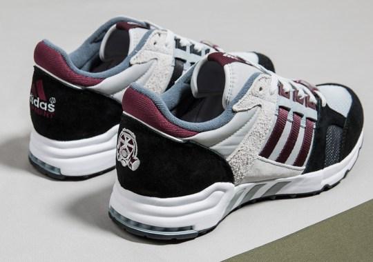 A Closer Look At Footpatrol's adidas Consortium EQT Cushion 93