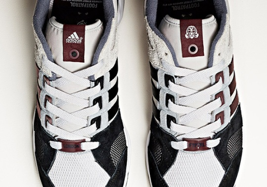 The adidas Consortium Tour Continues With Footpatrol's EQT Cushion '93