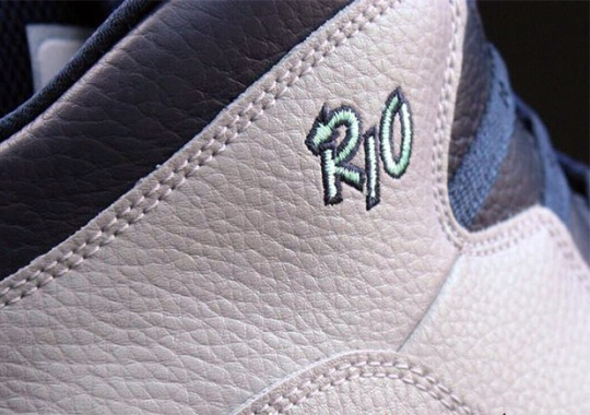"Jordan Brand Meshes City Pack With Olympics In Air Jordan 10 ""Rio"""