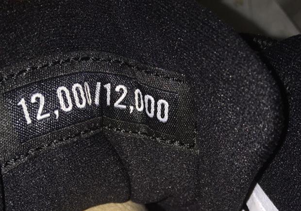 """The Last Air Jordan 12 """"Wings"""", Number 12,000/12,000, Appears On eBay"""