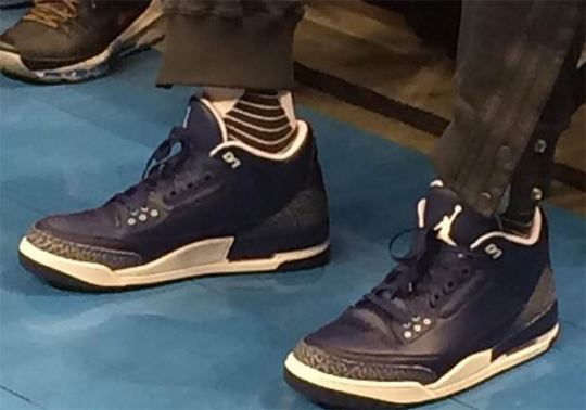 Russell Westbrook Records 18th Triple Double In Air Jordan 3 PE