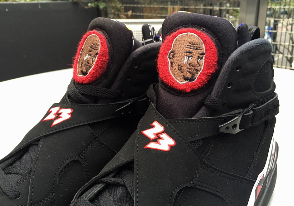 Michael Jordan s Crying Meme Made Into The Most Hilarious Sneaker Custom  We ve Seen Yet 2d569dc3e