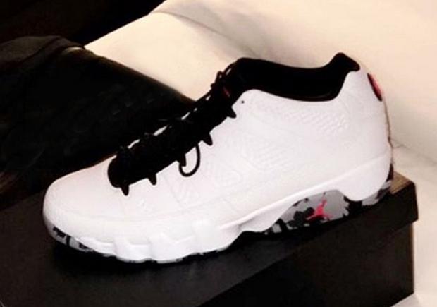 """c629c13b45c3 Air Jordan 9 Low """"Jordan Brand Classic"""" PE - SneakerNews.com"""