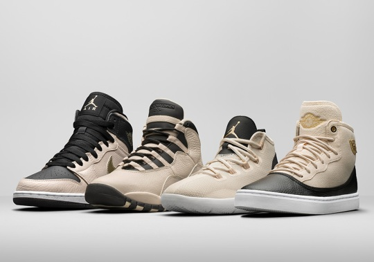 Jordan Brand's Heiress Collection Blends Sport Heritage With Fashionable Colors