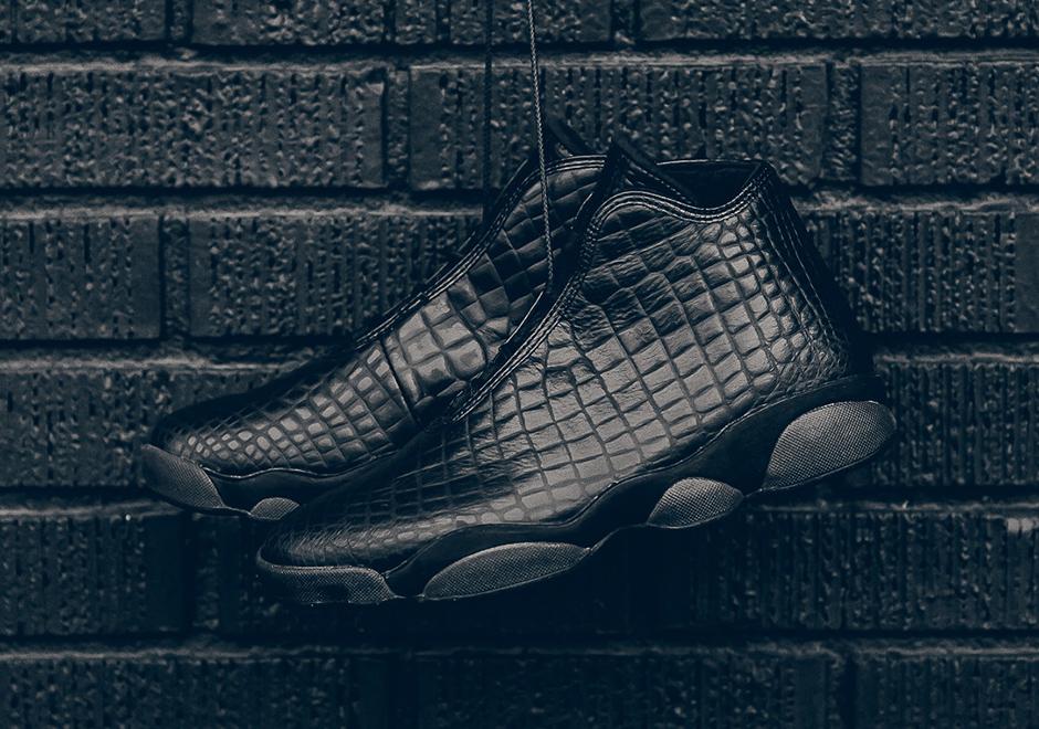 Jordan Horizon Black Croc 822333-010