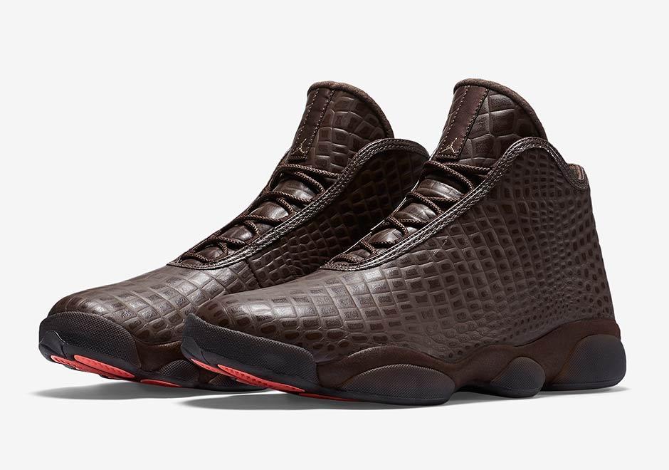Air Jordan Leather Shoes