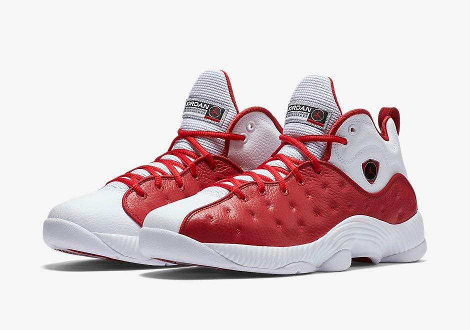 Classic Bulls Themes Hit The Jordan Jumpman Team II - SneakerNews.com 8377cdebe