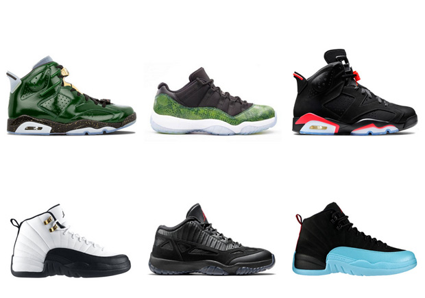 Superieur Canadau0027s The Closet Inc. Is Going Through With A Major Air Jordan Retro  Restock This Friday, April 22nd. While Most Of The Available Stock Consists  Of ...