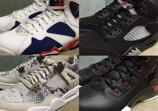 A Rundown Of Upcoming Air Jordan Must-Have Releases