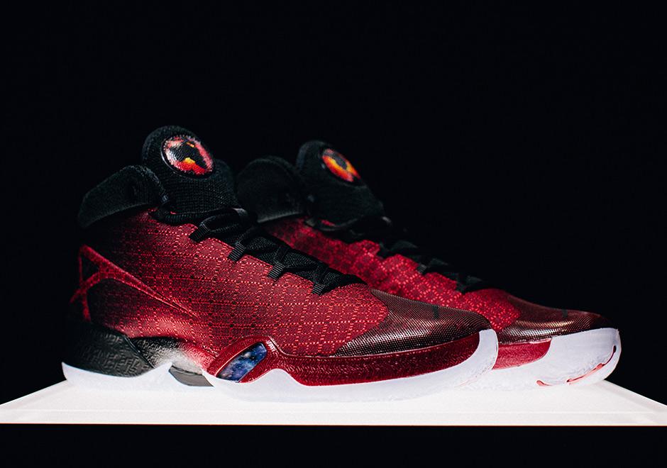 Air Jordan XXX Gym Red 811006-601  da9ba306a
