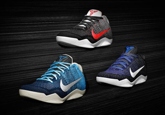 "Kobe's Post-Retirement Era With Nike Begins Now With The Kobe 11 ""Muse"" Pack"