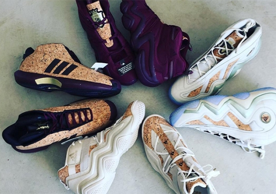 """adidas Honors Former Brand Athlete Kobe Bryant With """"Vino"""" Retro Collection"""