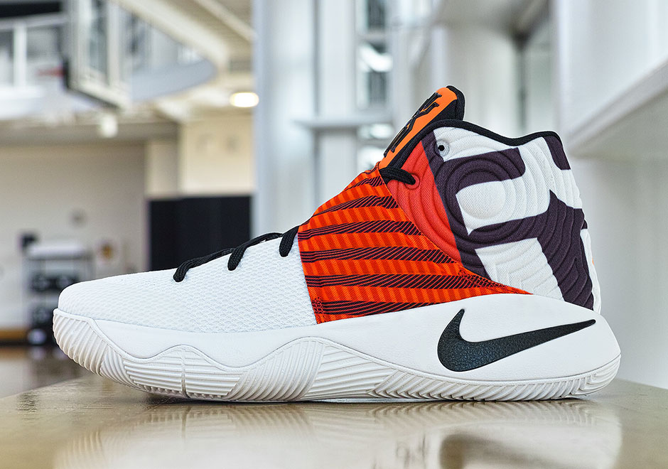 "Nike And Kyrie Irving Prepare For The Playoffs With A Killer ""Crossover"" PE"
