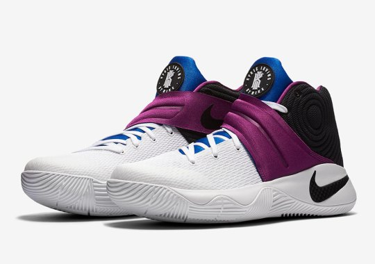 "The Huarache-Inspired Nike Kyrie 2, aka The ""Kyrache"""