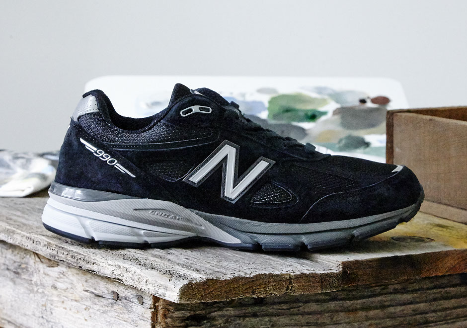 huge discount 16f10 d8ee6 The New Balance 990v4 Is Available Today - SneakerNews.com