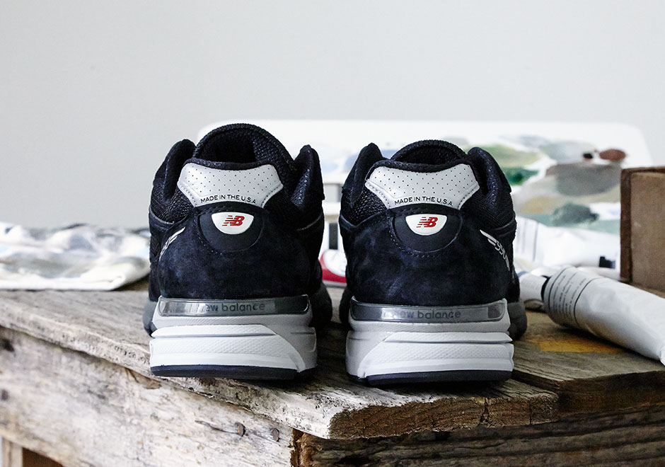 huge discount fb4f3 a1e77 The New Balance 990v4 Is Available Today - SneakerNews.com
